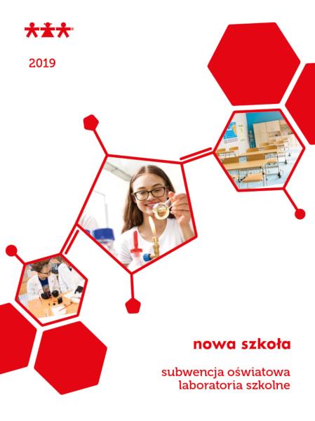 Katalog Subwencja Oświatowa i Laboratoria Szkolne 2019/2020. Nowa Szkoła